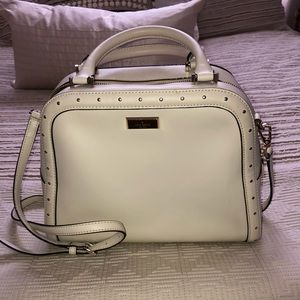 Cream Kate Spade Purse (never used)